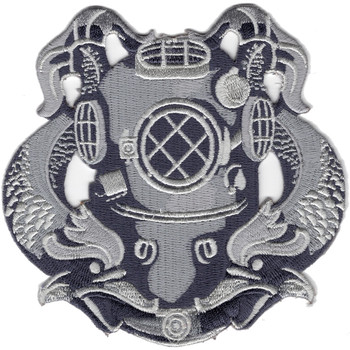 1st Class Diver Badge Patch