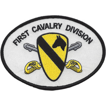 1st Cavalry Division Small Version Patch