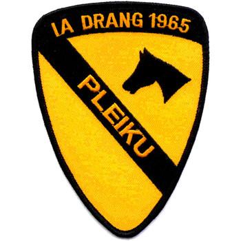 1st Cavalry Division Ia Drang 1965 Pleiku Patch
