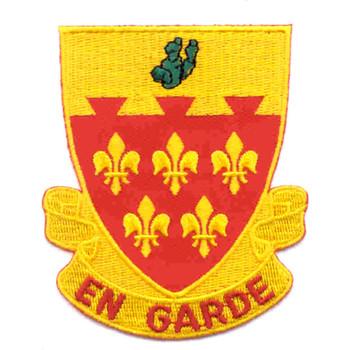 77th Field Artillery Battalion Patch