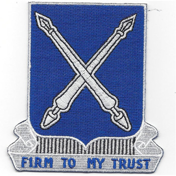 154th Infantry Regiment Patch