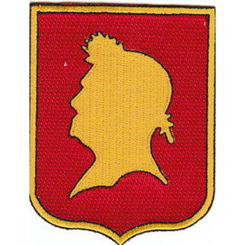 77th Anti Aircraft Field Artillery Battalion Patch