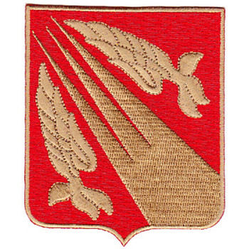 153rd Airborne Anti-Aircraft Artillery Battalion Patch