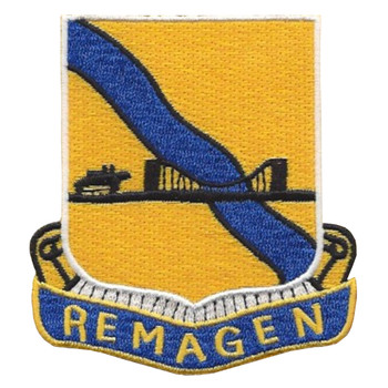 14th Tank Battalion Patch