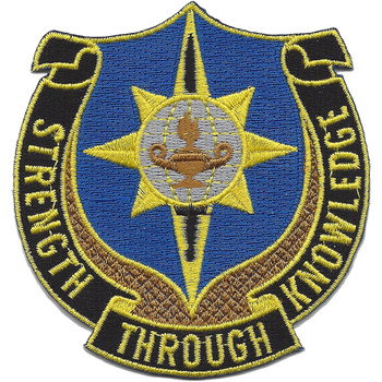 141st Military Intelligence Battalion Patch