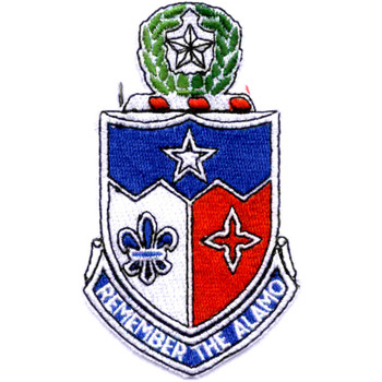 141st Infantry Regiment Patch