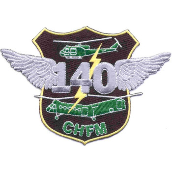 140th Aviation Transport Company Patch
