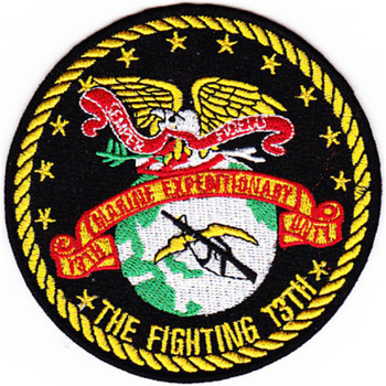 13th Marine Expeditionary Unit Patch The Fighting 13th