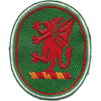 13Th Field Artillery Regiment Patch