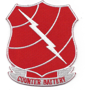 13th Field Artillery Observation Battalion WWII Patch