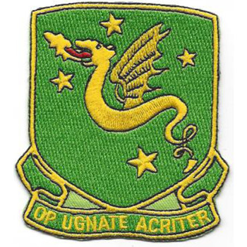 76th Airborne Tank Battalion Patch