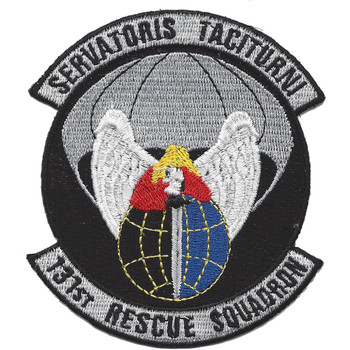 131st Rescue Squadron Patch