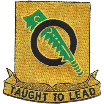 131st Armored Regiment DUI Patch