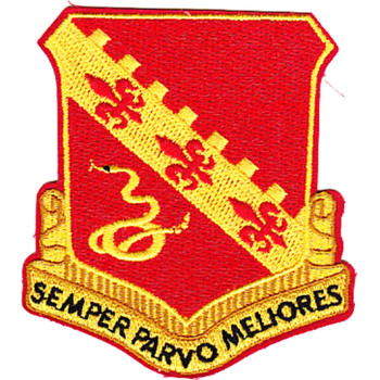 130th Field Artillery Regiment Patch