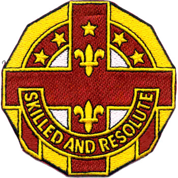 12Th Medical Evacuation Hospital Patch