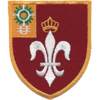 12Th Field Artillery Regiment Patch