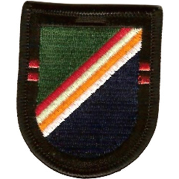 75th Ranger Regiment 2nd Battalion Flash Patch