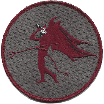 186th Aero Squadron Patch Hook And Loop
