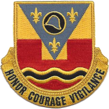 184th Field Artillery Regiment Patch