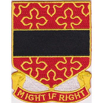 182nd Field Artillery Regiment Patch