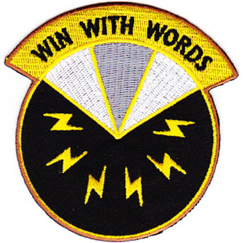 17th Psychological Operations Battalion Patch