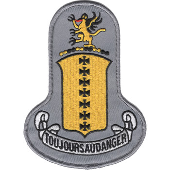 17th Bombardment Wing Patch
