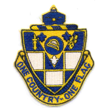 178th Infantry Regiment Patch