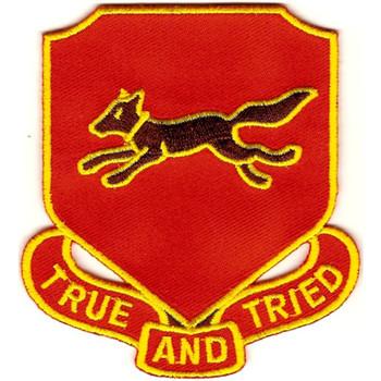 178th Field Artillery Regiment Patch