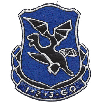 123rd Infantry Regiment Patch - Version A