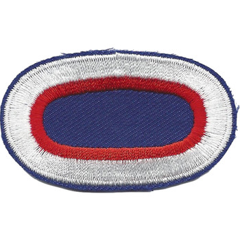 11th Airborne Division Pathfinders Oval Patch