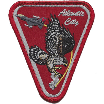 119th Fighter Squadron Atlanta City, NJ Patch