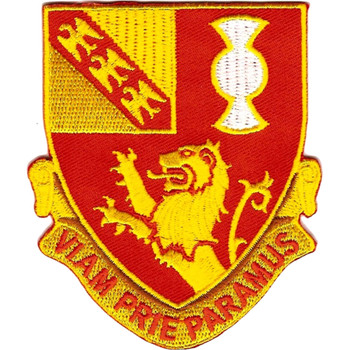 119th Field Artillery Regiment Patch