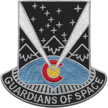 117th Space Battalion Patch