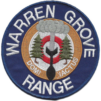 117th FW Warren Grove Range Patch