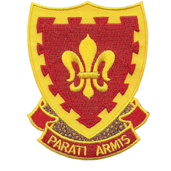 117th Field Artillery Regiment Patch