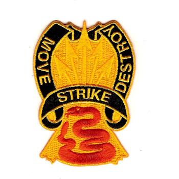 116th Cavalry Brigade Crest Patch