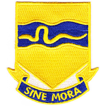 116th Cavalry Regiment Patch
