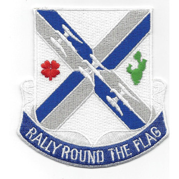 115th Infantry Regiment Patch