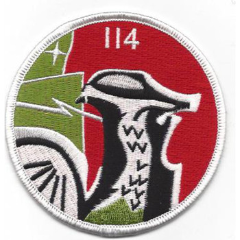 114th Observation Squadron Patch Vietnam