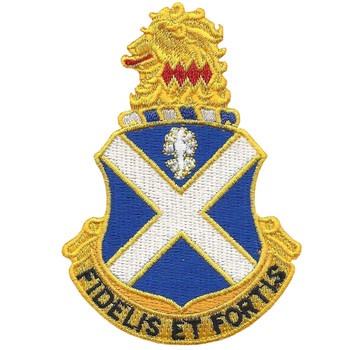 113th Infantry Regiment Patch
