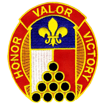 113Th Field Artillery Brigade Crest Patch