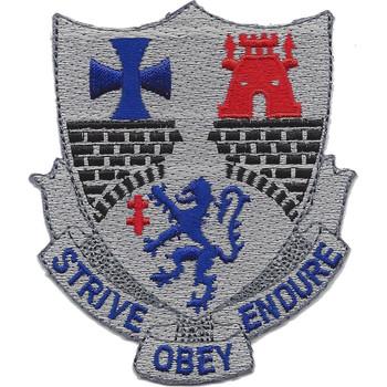 112th Infantry Regiment Patch