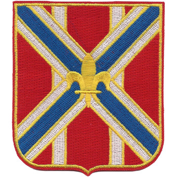 111th Field Artillery Battalion Patch