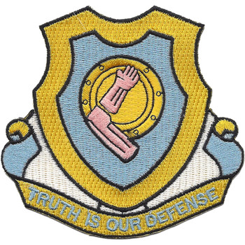 10th Tank Battalion Patch