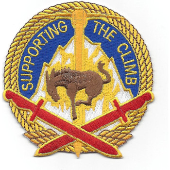 10th Mountain Division Sustainment Brigade Patch