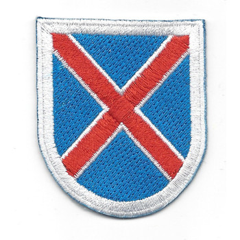 10th Mountain Division Flash Patch
