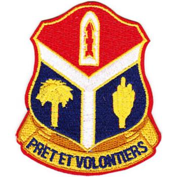 147th Field Artillery Regiment Patch