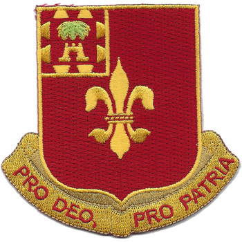 145th Field Artillery Regiment Patch