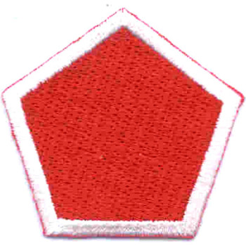 5th Regimental Combat Team Patch