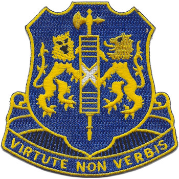 108th Infantry Regiment Patch